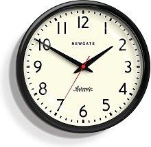 Watford 40cm Wall Clock Newgate Colour: Black