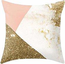 Watopi Geometric Mosaic Throw Pillow