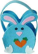 Watopi Lightweight Easter Bags for Candy Gifts,