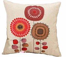 Watopi Stylish Cushion Cover Yellow Mustard