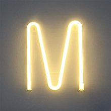 Watopi Warm Light Up Letters Neon Signs, Bright