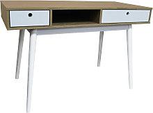 WATSONS - 2 Drawer Office Computer Desk / Dressing