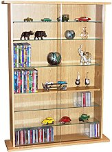 WATSONS BOSTON - Glass Collectable Display Cabinet