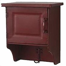 WATSONS BUTLER - Metal Wall Storage Cabinet with