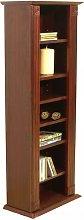 Watsons CD / DVD / Video Media Storage Shelves -