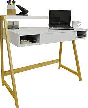 Watsons - LEAN - Retro Office Desk / Computer