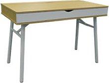 Watsons - TECH - Modern Retro Hideaway Office Desk