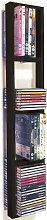Watsons Wall Mounted CD / DVD / Blue ray Storage
