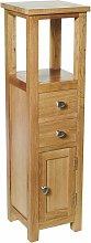 Waverly Oak Compact Cupboard Small Hallway