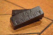 Wax Factory BLACK Beeswax Blocks - 2 x 1oz bars-