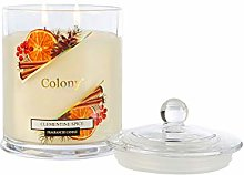 WAX LYRICAL Colony Large Jar Candle Clementine