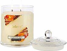 WAX LYRICAL Colony Medium Candle Jar Clementine