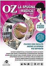 Wax Novecento Sponge Magic Oz, Yellow, 8212