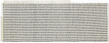 Way Runner Outdoor rug - / 70 x 180 cm - Recycled