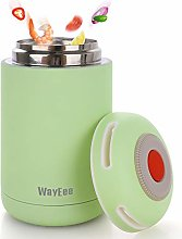 WayEee Food Flasks for Hot Food Kids 460ml Vacuum