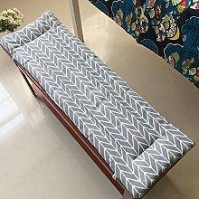 WAYERTY Lounger Cushion Patio Bench Cushion Indoor