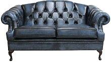 Waynoka 2 Seater Chesterfield Sofa Rosalind