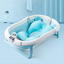 WDDMFR Thermometer Infant Tub in by Baby,Foldable