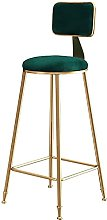 Wddwarmhome Bar Stools Upholstered Dining Chairs