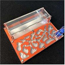 wde Clear Ant Farm 150mmx110mm test tube Moisture