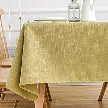 Wdl Tablecloths, Tablecloths Nordic Thick Cotton