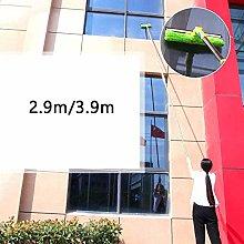 WDLWUJIN Telescopic Window Cleaner, 2.9M/3.9M
