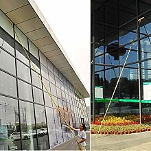 WDLWUJIN Telescopic Window Cleaner with Squeegees,