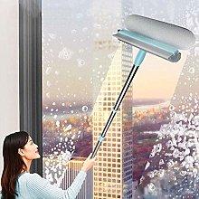 WDLWUJIN Window Cleaning Pole Telescopic Extended