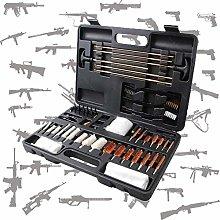 WDSZXH Universal Gun Cleaning Kit Hunting Handgun