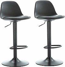 WDZJM (2PCS Bar stool, European modern minimalist