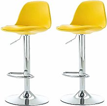 WDZJM (2PCS Bar stool, modern and simple front
