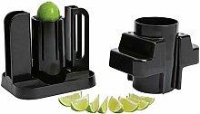 We Can Source It Ltd - Black Plastic Lemon/Lime