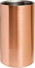 We Can Source It Ltd - Copper Plated Wine Bottle