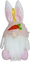 WE-WHLL Easter Bunny Gnome Cookie and Candy