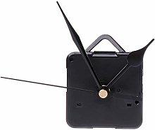 WE-WHLL Quartz Clock Movement Mechanism Hands Wall