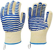 Wear-resistant Heat Insulation Barbecue Gloves