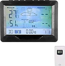 Weather Clock, Calendar Clock Wireless Weather