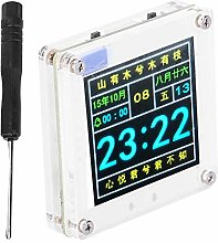 Weather Station Calendar, Color Screen Electronic