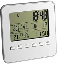 Weather Station Symple Stuff Colour: Silver