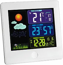 Weather Station Symple Stuff Colour: White