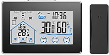 Weather Station with Outdoor Sensor Digital