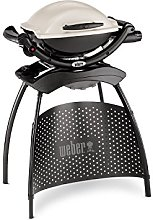 Weber Q 1000Titan Gas Barbecue–BBQ's &