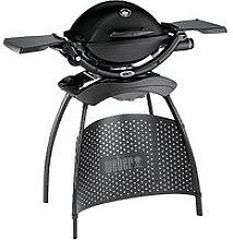 Weber Q1200 Gas BBQ with Stand