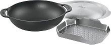Weber Wok & Steamer for Gourmet BBQ System