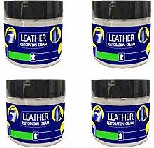 Webla Leather Renovation Kit, 4X Cream Leather