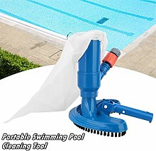 Webla Portable Fountain Basin Vacuum Brush