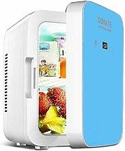 WECDS-E Car Refrigerator Mini Fridge 8L Dual-core