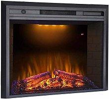 WECDS Electric Fireplace Heater Dimplex Electric