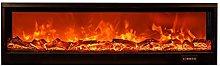 WECDS Fireplace Electric Plug-in Embedded