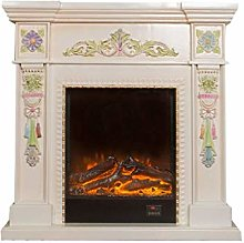 WECDS Fireplace Electric Suites Fire Stove